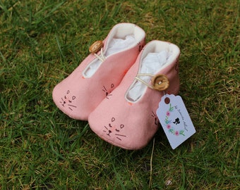Cat Baby shoes - Several Sizes
