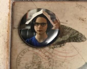 Ghost World's Enid Badge