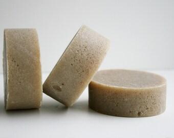 3 Pack of  Handmade Shaving Soap Bars
