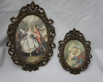 Two piece Picture Frame set made in Italy