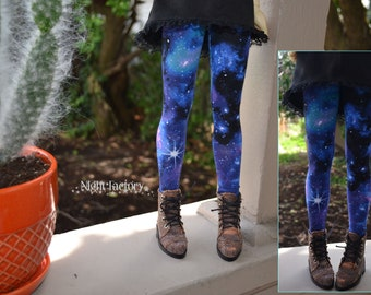 Galaxy Tights for SD13/10 Girl BJDs
