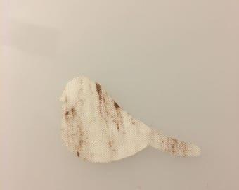 Cute, Little Bird Stick-on Patch