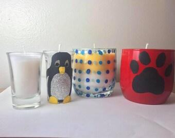 Scented Arrangements Candles