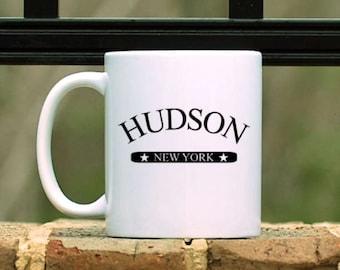 Hudson New York Mug