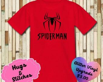 Spiderman Shirt
