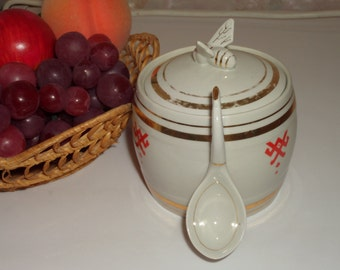 Bowl for honey