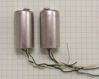 Shure Vintage Transformer Pair, 30db Gain, Phono Moving Coil MC or Mic Tube Pre
