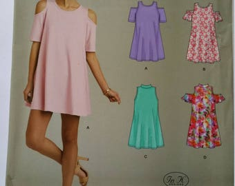 Simplicity Sewing Pattern D0668 Size U.S. Size 6-14  New and Uncut Pattern