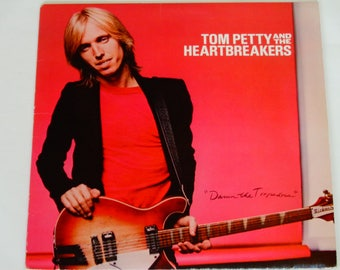 "Tom Petty and the Heartbreakers - Damn the Torpedoes - ""Don't Do Me Like That"" - Original Backstreet 1979 - Vintage Vinyl LP Record Album"