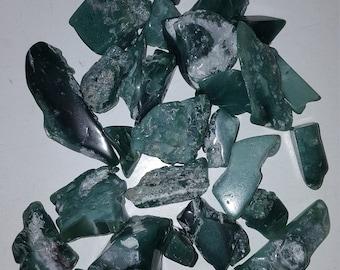 Green Chalcedony SM