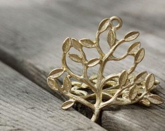 The mini gold tree