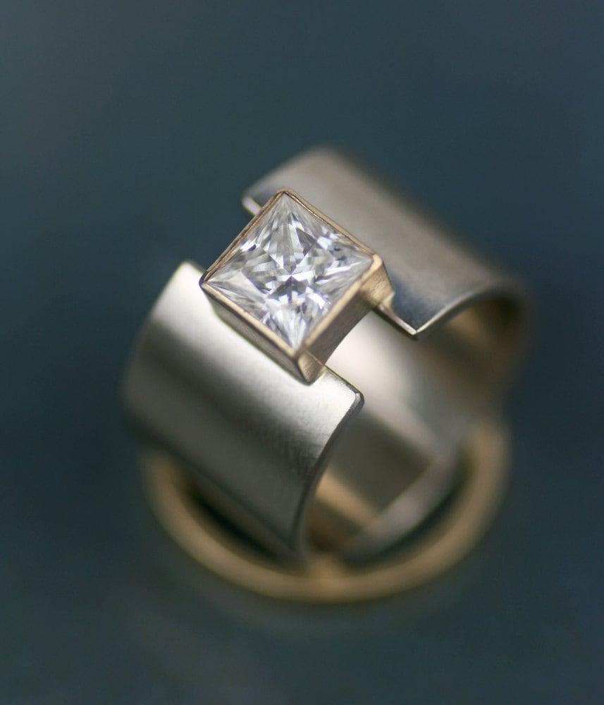 inspirational rings ring of wsj bands post unique quirky diamond a wide related band engagement guide best plete and