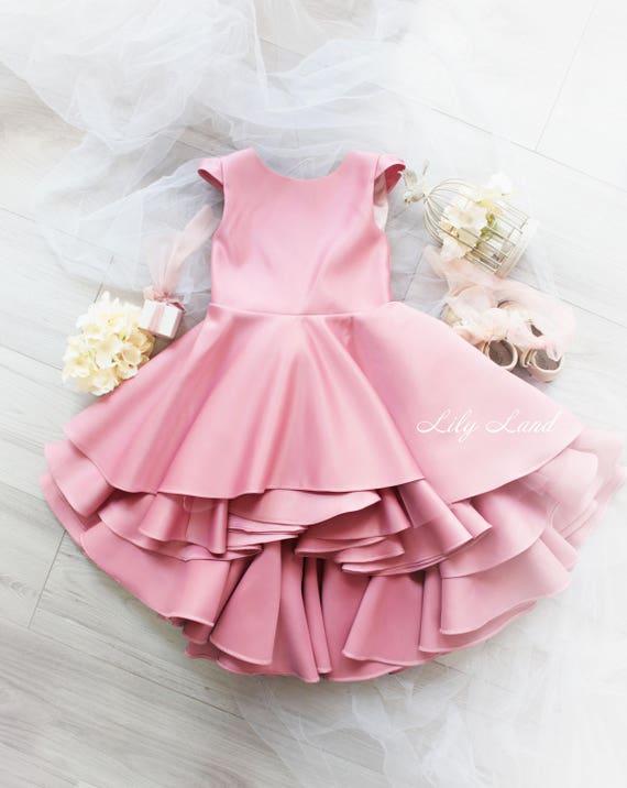 Dress girl size 2 3 4 5 6 7 8 9 10 Dress for girls party dress