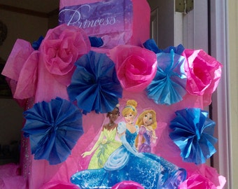 Disney Princess Piñata