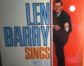 Len Barry Sings With The Dovells Sealed Vinyl Record Album