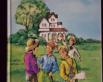 1963 Little Men by Louisa May Alcott