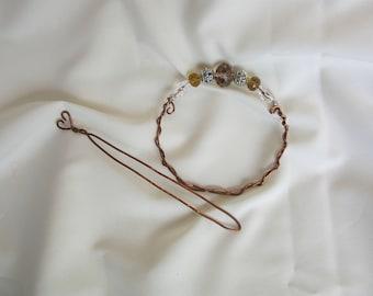 Scarf Ring, Scarf Pin, Shawl Pin, Sweater Pin