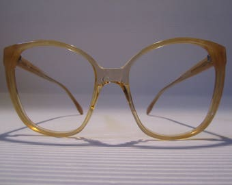 eyeglass frames Vintage New new Nouvelle made in Italy years 90