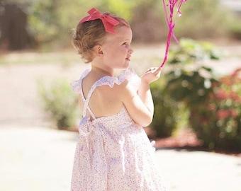 Party dress, confetti dress, birthday dress, toddler dress, first birthday dress, 2nd birthday dress, 3rd birthday, sprinkles dress