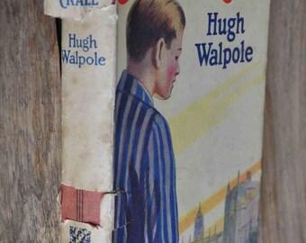 Jeremy at Crale, by Hugh Walpole, published 1937, book, juvenile fiction