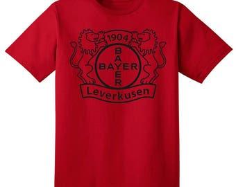 Bayer Leverkusen Tee Shirt Football Soccer Germany Bundesliga