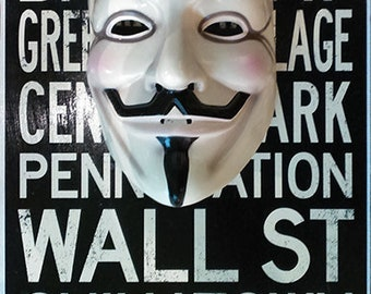 Anonymous - Wall Street