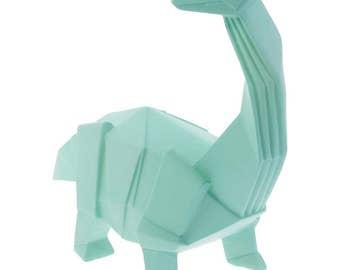 Origami Dippy Diplodocus Lamp