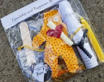 Witches Poppet: Friendship & Happiness