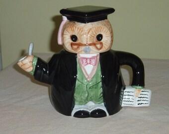 Leonardo Wise Owl Teapot
