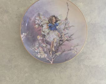 Collectable Blackthorn Fairy Plate Heinrich Villeroy Boch Germany Numbered