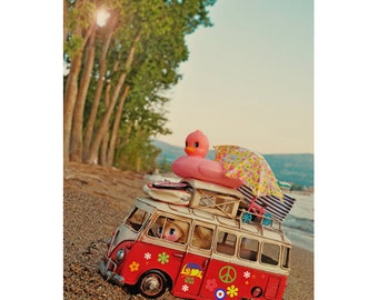 hippie blythe print aceo size BLYTHE SPIRIT