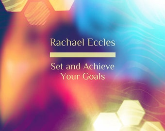 Set and achieve your goals: Motivation and success Self Hypnosis, Hypnotherapy CD