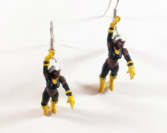 Ultimate Storm Heroclix earrings