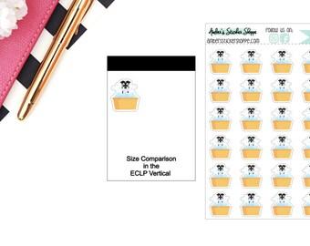 Dog Bath Planner Stickers