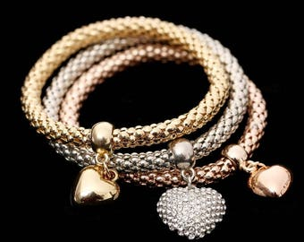 Stretch Bracelets are the latest in new design