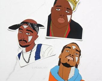 Hip Hop Sticker Pack