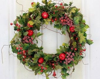 Napa Fall Wreath