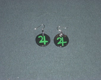 Sailor Jupiter Earrings