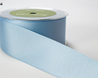 "3/4"" Light Blue Grosgrain Ribbon from May Arts - 5 Yards"