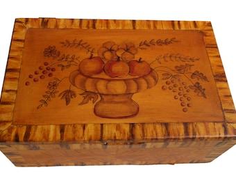 Faux Bois Box