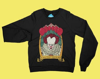 En-PENNYWISE | | Sweatshirt designed by us, with love.