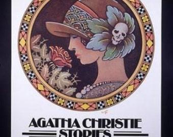 Agatha Christie Stories.  Original Poster. 1983