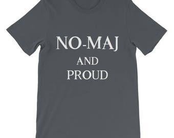 No-Maj Pride short sleeve t-shirt