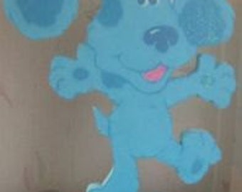 Blues clues birthday party centerpiece