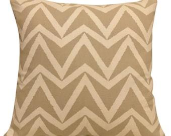 Scion Dhurrie Stucco Cream Cushion Cover