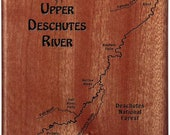 DESCHUTES RIVER, Upper - ...