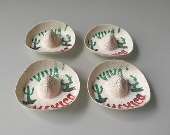 MH001 Mexican Mini Sombrero Hat