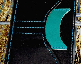 16 Pkt Field Notes Wallet: Teal