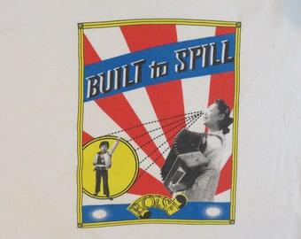 BUILT To SPILL 1997 promo T SHIRT