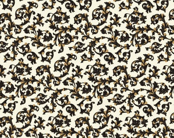 Rossi Traditional, Florentine Style (Black) Paper